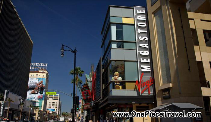 Hollywood picture, Los Angeles, California, USA