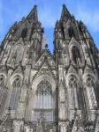 Kolner Dom(Kölner Dom) is the worlds greatest Gothic Construction