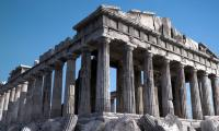 Parthenon(Parthenon temple), Greece