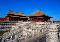 The Palace Museum(The Forbidden City), Beijing, China