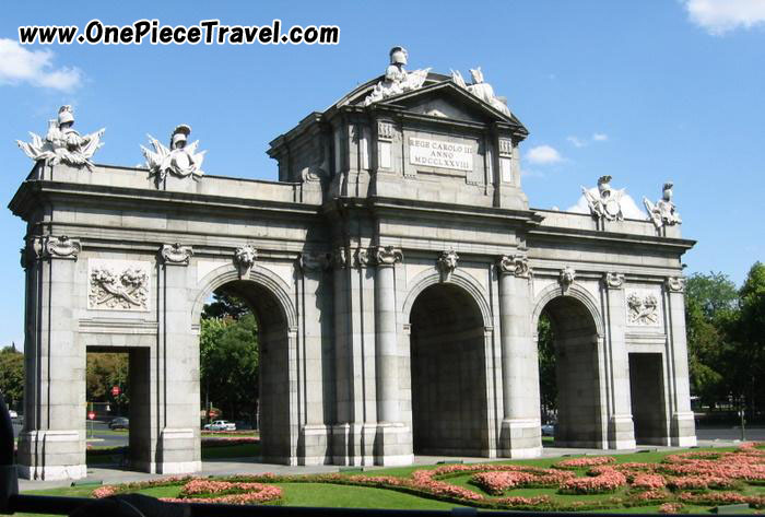 Madrid Spain Palacio Real Royal Palace Madrid Tourist – Madrid Spain Tourist Attractions Map