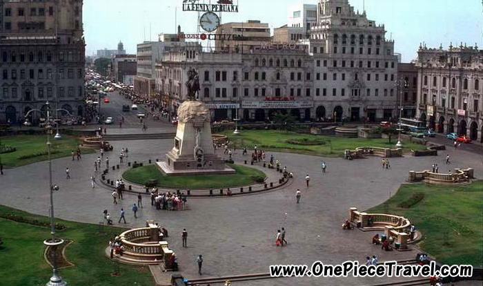 Lima Peru Tourist Attractions and Travel – Tourist Attractions Map In El Salvador