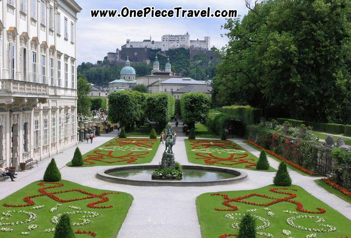 Salzburg Austria Tourist Attractions and Travel – Austria Tourist Attractions Map