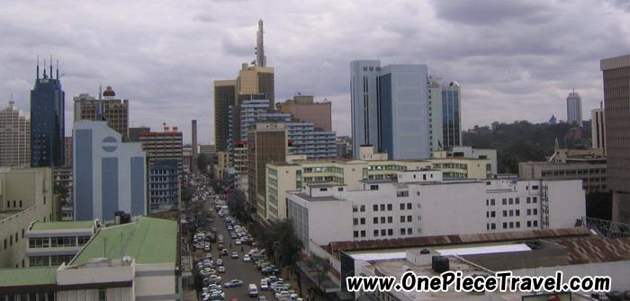 Nairobi Kenya Tourist Attractions and Travel – Kenya Tourist Attractions Map