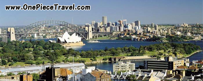 Sydney Australia Tourist Attractions and Travel – Sydney Australia Tourist Attractions Map