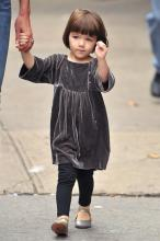 Suri Cruise tops list of Hollywoods power kids
