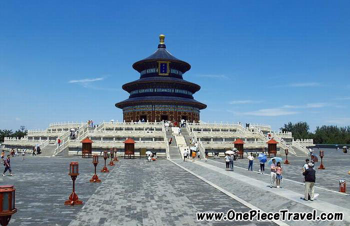 The Temple Of Heaven, Beijing, China, UNESCO, Ming Emperor Yongle
