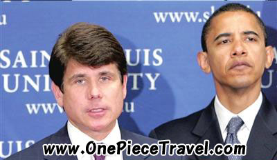 Illinois governor, Rod Blagojevich, John Harris, Blagojevich, Chicago