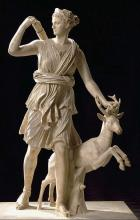 Artemis, Greek mythology, Greek Culture
