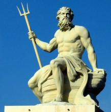 Poseidon (Neptune), Greek mythology, Greek Culture