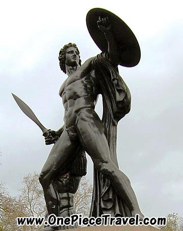 what are the god achilles symbols of freedom