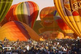 International Balloon Fiesta, Albuquerque, New Mexico, American Culture