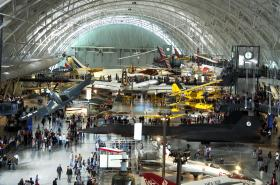 National Air and Space Museum, washington DC, US