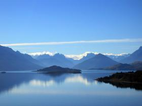 The picturesque South Island of New Zealand