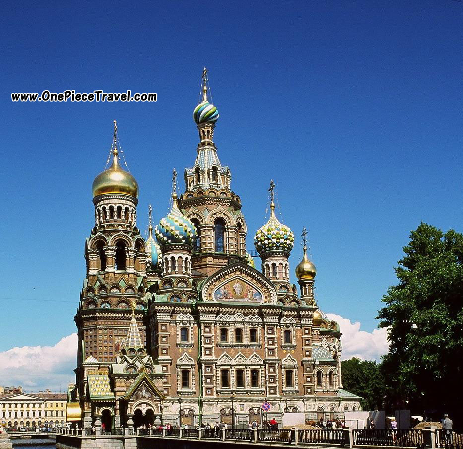 St petersburg russia tourist attractions and travel