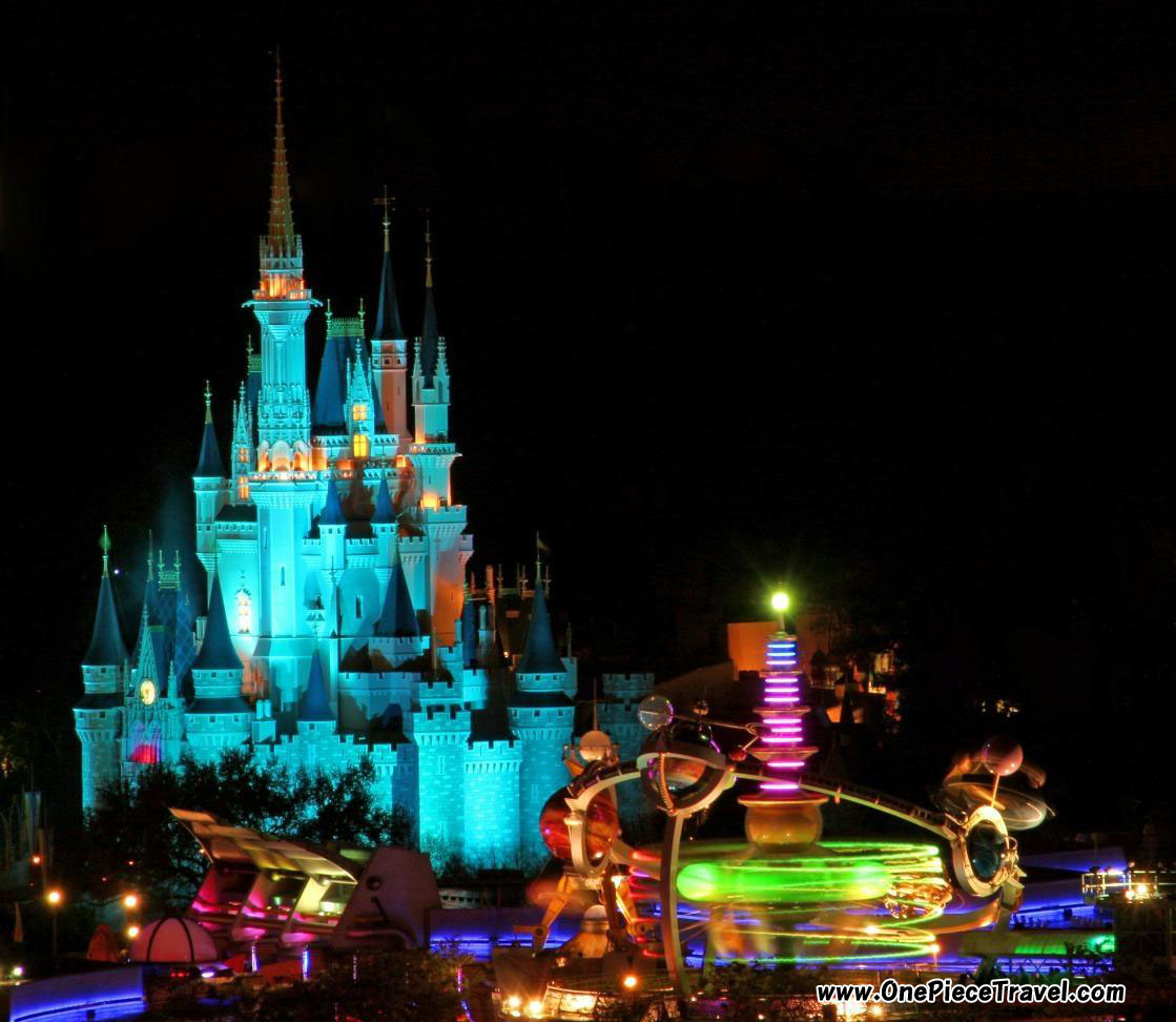 Magic Kingdom, Florida, US