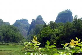 Wuyi Mountains, Fujian, China