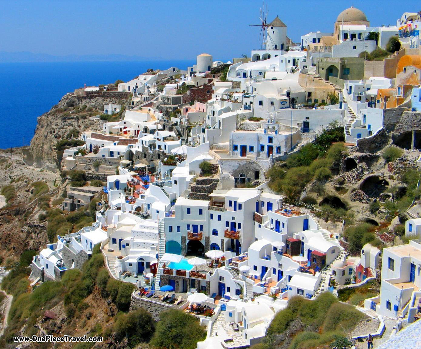 Santorini Greece Tourist Attractions and Travel – Greek Tourist Attractions Map