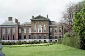 Kensington Palace, Queen Victoria, London, UK