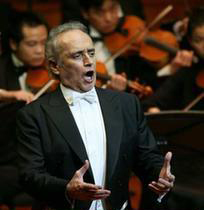 Carreras announces retirement from opera