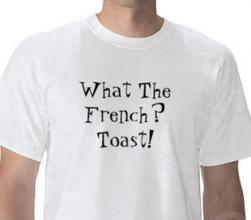 What the French toast? Employers shun profanity