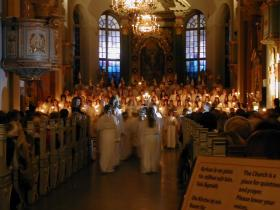 St. Lucia Day(Saint Lucia) in Sweden