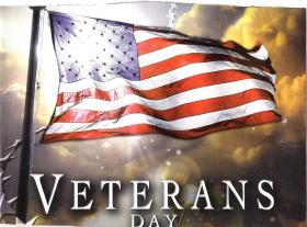 Veterans Day, US: Second Monday in November