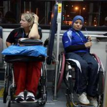 Wear signs, Indonesia tells disabled