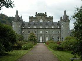 Scottish Castles, Scotland, UK