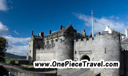 Stirling Castle, Scotland, UK, Loire Valley, Stirling Scotland