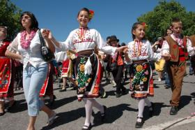 Rose Festival celebrated in Kazanluk