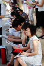 Should mark adding policy of college entrance exam be perfected