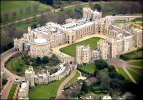 Windsor Castle, England, UK