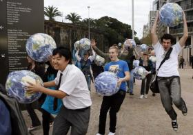 World Environment Day celebrations in Sydney