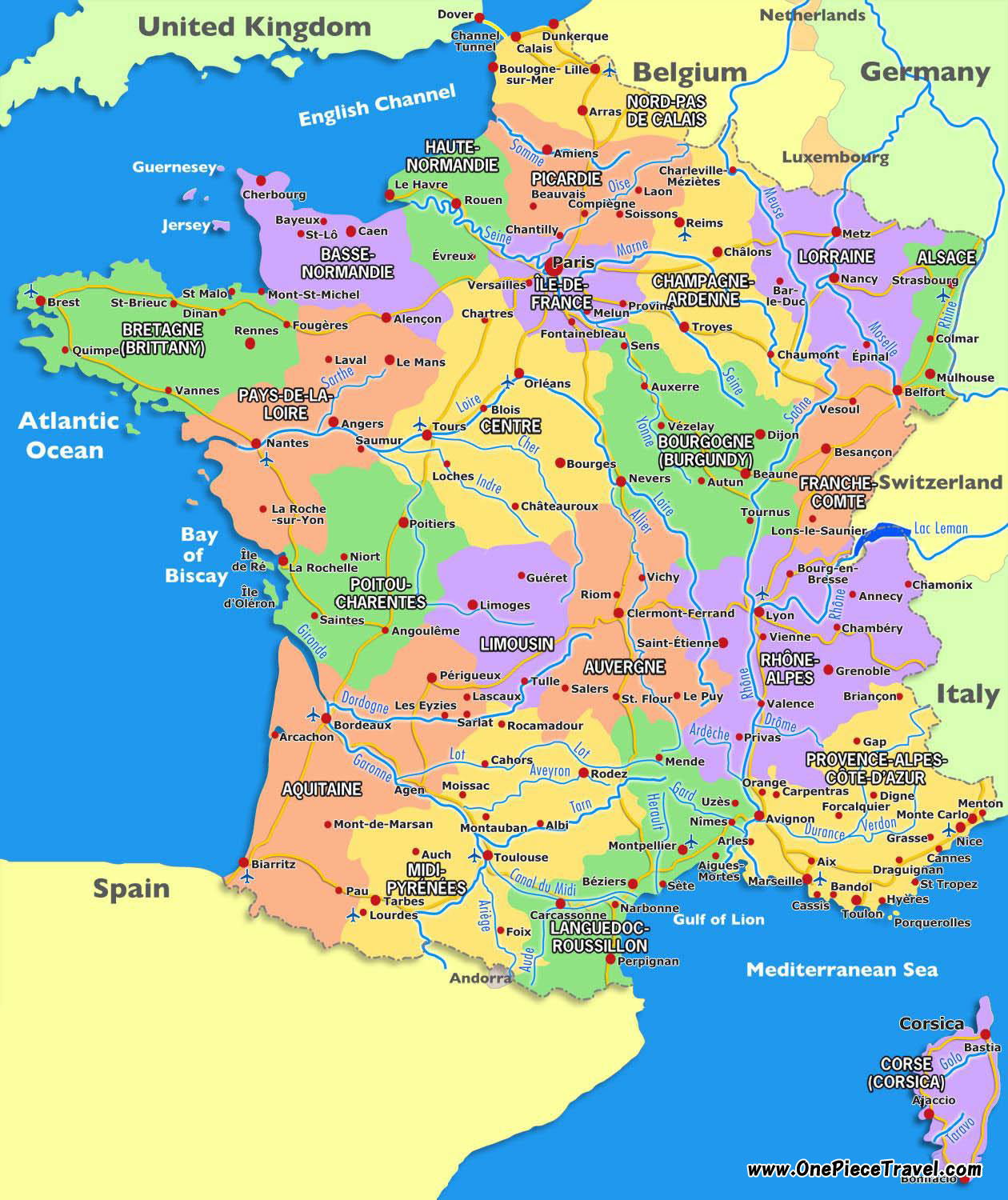 France Travel Maps | Metro Map | Bus Routes | Metrobus Way Map ... France Travel Maps