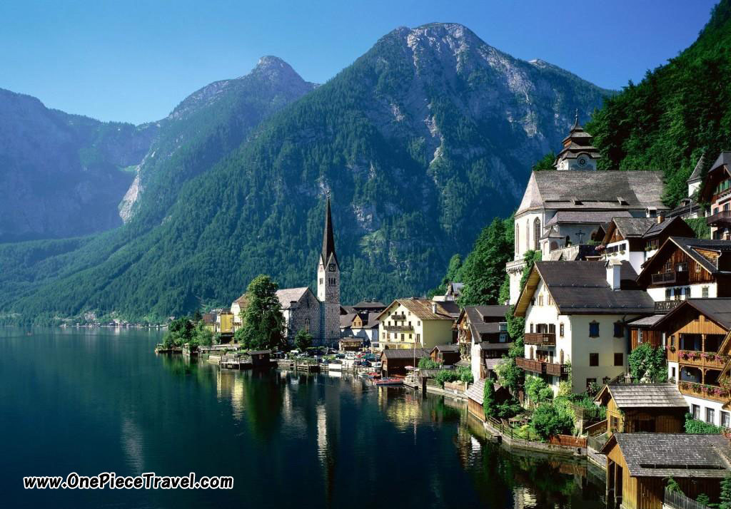 Austria Tourist Attractions and Travel – Austria Tourist Attractions Map