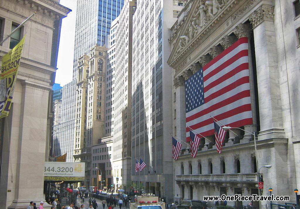 Wall Street is a street in lower Manhattan island, New York City, USA