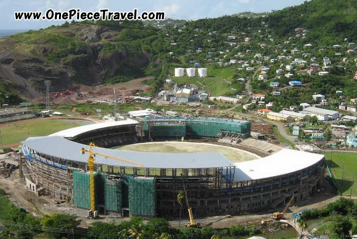 Grenada, Grenada National Stadium, General