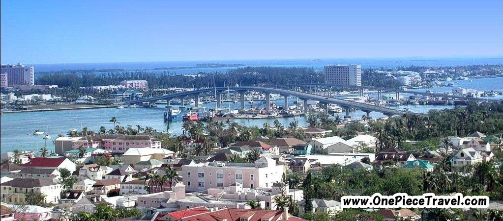 Bahamas Tourist Attractions and Travel – Nassau Bahamas Tourist Map