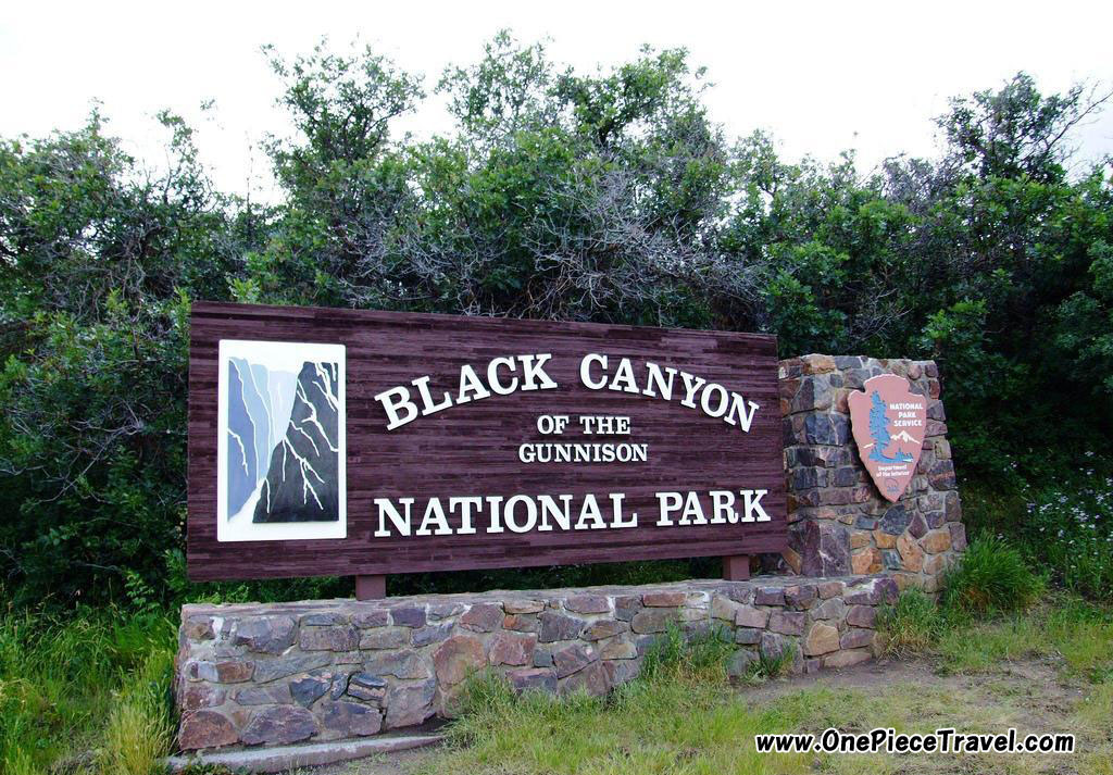 Black Canyon of the Gunnison National Park travel