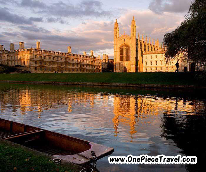 University of Cambridge tourism