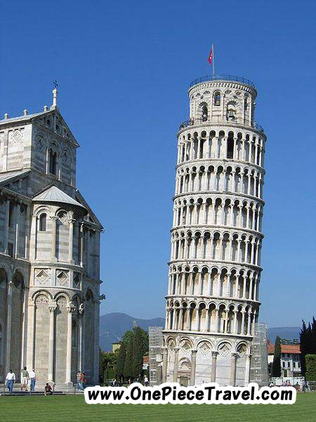 Leaning Tower of Pisa tourism