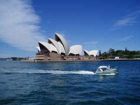 Tour de the Sydney Opera House, Australia Travel Guide