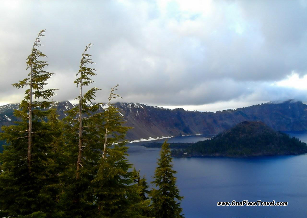 Crater Lake tourism
