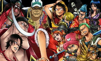 One Piece Game Mugen Characters